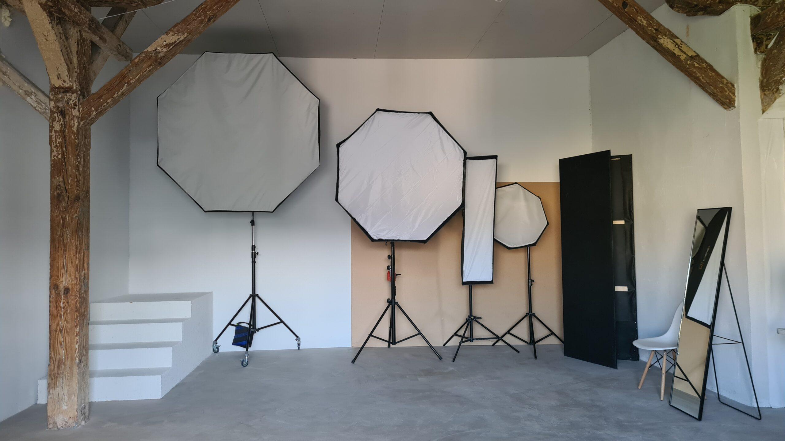 Studio fotograficzne 3 piętro Łódź